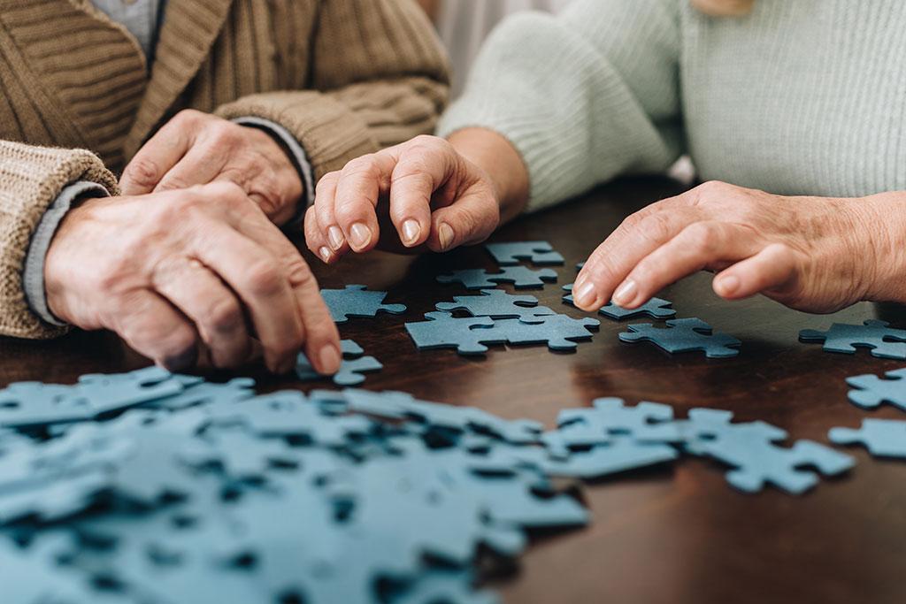 Cognitive Programs for seniors